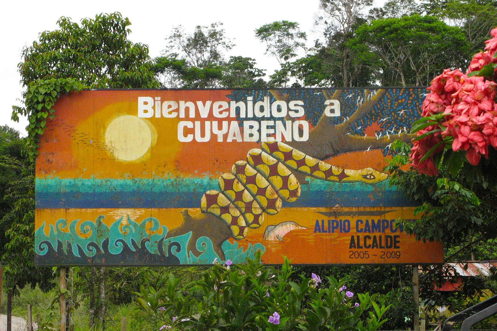 reasons to visit cuyabeno support sustainable